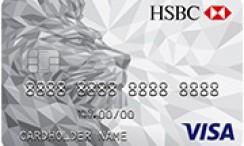 Thẻ tín dụng Visa chuẩn HSBC