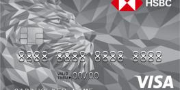 Thẻ tín dụng Visa Bạch Kim HSBC