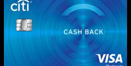 Thẻ tín dụng Visa Cash CitiBank