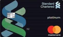 Thẻ tín dụng Visa Cash Back Platinum Standar Chartered
