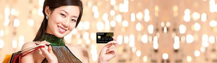 thẻ tín dụng quốc tế sacombank viisa infinite