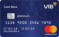 thẻ tín dụng vib cash back