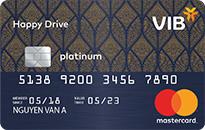 thẻ tín dụng vib happy drive