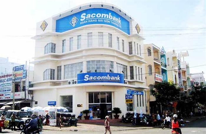ngân hàng Sacombank STB