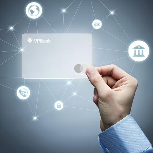 Thẻ tín dụng VPBank Titanium Cashback Mastercard